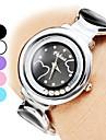 Liga das mulheres analógico pulseira relógio de quartzo (cores sortidas)