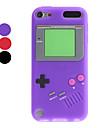 Game Boy дизайн Мягкий чехол для ITouch 5 (разных цветов)