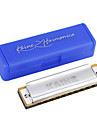 Kaine - (k1002) Blues Harp harmonica c key/10 holes/20 tons
