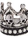 Ghost Head Crown Ring