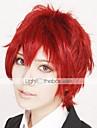 Cosplay Wigs Naruto Sasori Anime Cosplay Wigs 30 CM Heat Resistant Fiber Men\'s