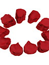 Свадьба красный шелк лепестков роз (1000-Pack)