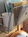 Ferro cesta de armazenamento de cabeceira