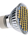 GU10 2.5 W 60 SMD 3528 180 LM Warm White MR16 Spot Lights AC 220-240 V