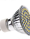 3w gu10 led spotlight mr16 48 smd 3528 300-350lm натуральный белый 5500k ac 220-240v