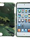 Camouflage Case Design Pattern dur de 5 iPod Touch