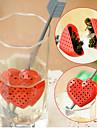 Red Heart Design Cuillère Passoire à thé