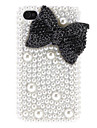 Bow Pearl Case for iPhone 4/4S
