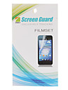 HD Screen Protector with Cleaning Cloth for Sony LT25i
