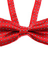 Cat Dog Tie/Bow Tie Dog Clothes Red Blue Nylon Costume For Pets Wedding