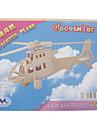 3D퍼즐 나무 퍼즐 파이터 헬리콥터 재미 나무 클래식 선물