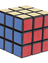 SHS 3x3x3 Brain Teaser Magic IQ Cube for Beginner (Black Base)
