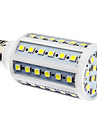 E26/E27 LED Corn Lights 60 SMD 5050 900 lm Natural White 6500 K AC 110-130 AC 220-240 V