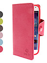 PU Leather Case with Card Slot for Samsung Galaxy S4 mini I9190 (Assorted Colors)