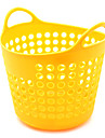 WK-multifuncional escavar tamanho sólido cesta de armazenamento cor s