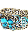 Blue Butterfly Ancient Gem Bracelet