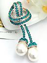Perle broche pendentif (couleur aléatoire)