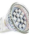 1W GU4(MR11) LED 스팟 조명 MR11 14 SMD 3528 lm 레드 AC 220-240 V