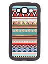 Cas de motif de style de minorité nationale dur pour Samsung Galaxy I9082 grand DUOS