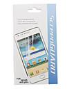 3 en 1 Frosted Protecteur d'écran pour Samsung Galaxy S3 I9300