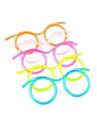Óculos Projeto de palha (cor aleatória)