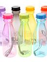 Бутылки для воды Велосипедный спорт / Велоспорт пластик Случайный цвет