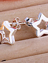 Fashion Five-Point Star Stud Earrings