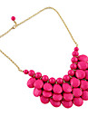 Candy Color Water-Drop Necklace