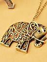 Bijoux Pendentif de collier Soirée Alliage Femme Doré Cadeaux de mariage