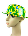 Brazil\'s national flag hat