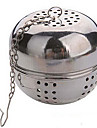 Multifunction Tea Diam 5.5cm Stainless Ball Locking Infuser Strainer Tea kettles