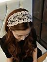 Z&X® 레이스 두꺼운 머리띠