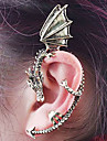 Men\'s Ear Cuff - Black / Silver / Brown For Party / Daily