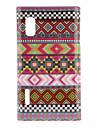 Декоративный дизайн Футляр для LG E615 Optimus L5
