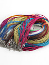 Classic Line couleurs assorties Tissu Cord & Fils (10 PCs / Lot) (couleurs assorties)