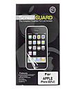 전문적인 투명 LCD 필름 감시는 iPhone 4/4S를위한 청소 피복으로 설정