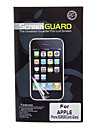 Professional Anti-glare LCD Screen Guard with Cleaning Cloth for iPhone 5/5S/5C