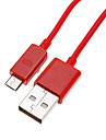 Micro USB 2.0 USB 2.0 USB Cable Adapter Normal Cable For 100 cm Plastic