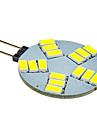 G4 LED 스팟 조명 15 LED가 SMD 5630 차가운 화이트 330lm 5500-6500K DC 12V