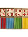 Математическое интеллект бамбуковой палкой классические игрушки