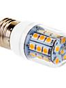 3W E26/E27 LED лампы типа Корн T 30 SMD 5050 200-300 lm Тёплый белый AC 220-240 V