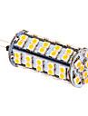 G4 LED лампы типа Корн T 66 светодиоды SMD 3020 Тёплый белый 380lm 2500-3500K DC 12V