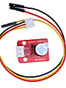 Активность зуммер звуковой модуль для СКМ развития красный