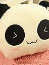 사랑스러운 아이 폐쇄 패턴 팬더 모양의 인형 베개