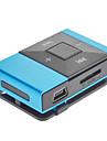 Screen Free-charge MP3 Blue