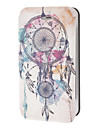 Special Design Net Pattern Leather Full Body Case for iPhone 4/4S