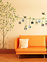 Wall Stickers Plane Wall Stickers Decorative Wall Stickers, Vinyl Home Decoration Wall Decal Wall