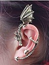 Earring Ear Cuffs Jewelry Women Party / Daily / Casual Alloy Gold / Silver