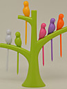 Creative Bird On The Tree Fruit Frok(Random Color)
