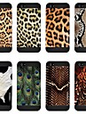 Cas Motif Retour grains animal pour iPhone 5/5S (couleurs assorties)